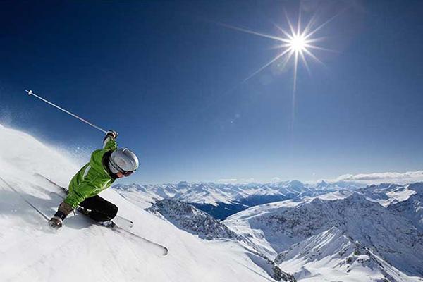 เทคนิคการเล่นสกีเบื้องต้นสำหรับมือใหม่