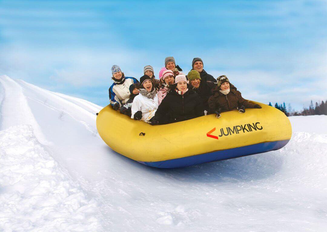 กิจกรรมที่สามารถทำบนหิมะมีอะไรบ้าง